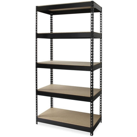 Lorell Riveted Steel Shelving ; UPC: 035255616201