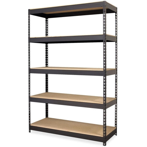 Lorell Riveted Steel Shelving ; UPC: 035255616225