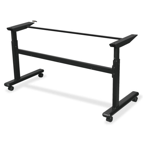 MooreCo Height-Adjustable Flipper Training Table Base BLT90179,  (UPC:717641901794)