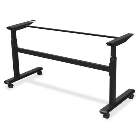 MooreCo Height-Adjustable Flipper Training Table Base BLT90180,  (UPC:717641901800)