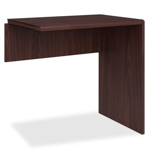 HON 10700 Series Wood Laminate Office Suites HON107270XNN, Mahogany (UPC:745123298322)