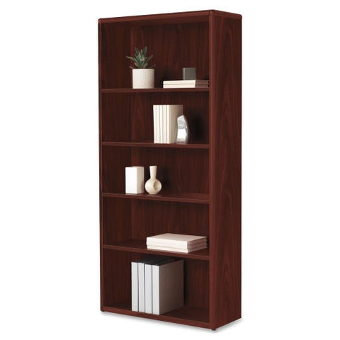 HON 10700 Series Wood Laminate Office Suites HON107569NN, Mahogany (UPC:645162541512)