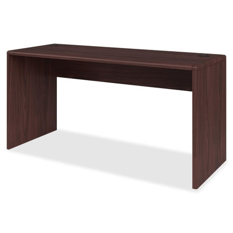 "HON Credenza Shell (with 10""H Modesty Panel) HON107815XNN, Mahogany (UPC:752856762112)"