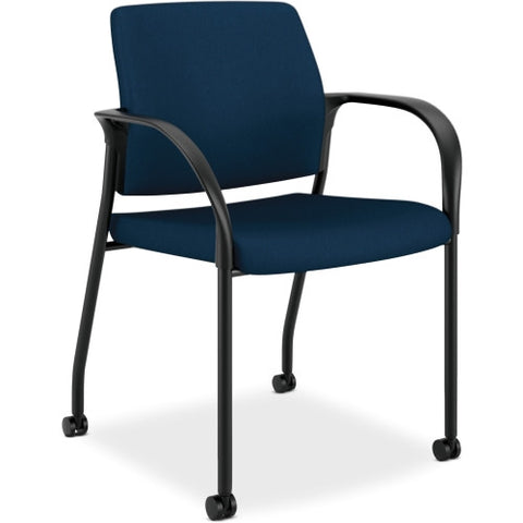 HON Ignition Multi-Purpose Stacking Chair ; Color: Mariner; UPC: 035349042992