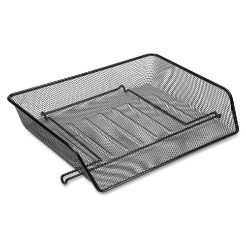 Lorell Side-loading Mesh Letter Trays ; UPC: 035255841542