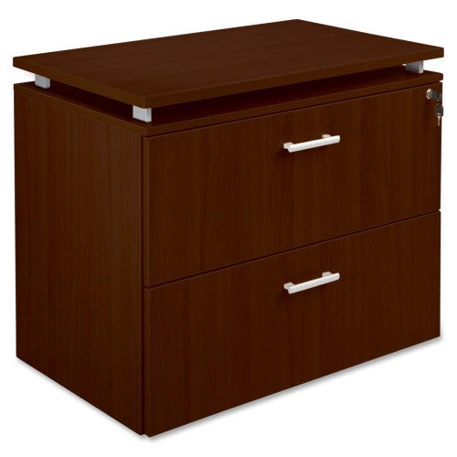 Lorell Concordia Laminate Desk Ensemble ; UPC: 035255819350