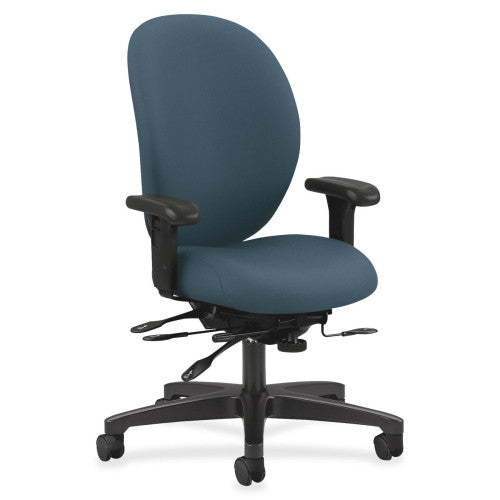 HON High-performance Task Chair HON7608CU90T, Black (UPC:884128774155)