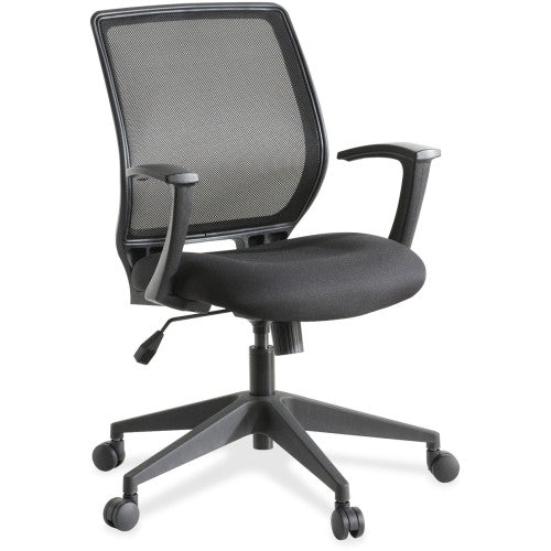 Lorell Executive Mid-back Work Chair ; UPC: 035255848688