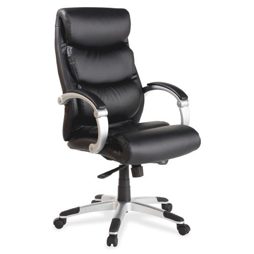 Lorell Executive Bonded Leather High-back Chair ; UPC: 035255606202
