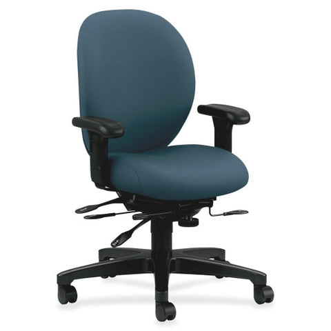 HON High-performance Task Chair HON7628CU90T, Black (UPC:884128802438)