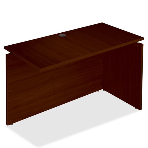 Lorell Concordia Laminate Desk Ensemble ; UPC: 035255819411