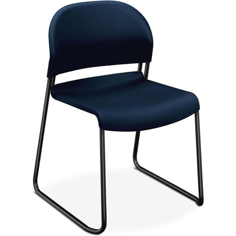 HON GuestStacker High-Density Stacking Chair | Regatta Shell | 4 per Carton ; UPC: 888206650218 ; Image 3