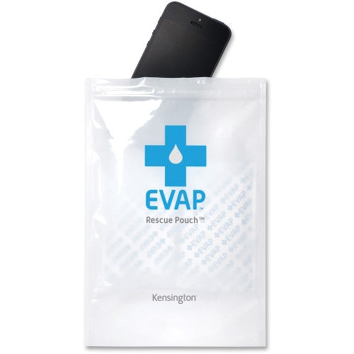 Kensington EVAP Wet Electronics Rescue Pouch ; (085896397236)
