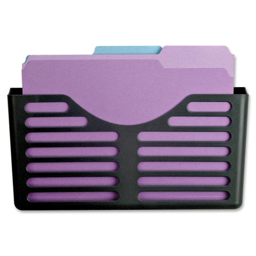 Lorell Plastic Wall/Cubicle Pocket File ; UPC: 035255806633
