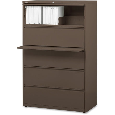 Lorell Fortress Series 42'' Lateral File LLR60473,  (UPC:035255604734)