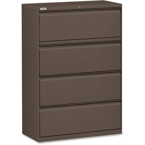 Lorell Fortress Series 42'' Lateral File LLR60474,  (UPC:035255604741)