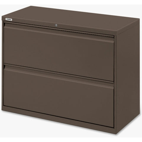 Lorell Fortress Series 42'' Lateral File LLR60475,  (UPC:035255604758)