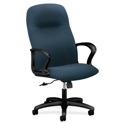 HON Gamut Executive High-Back Chair HON2071CU90T, Black (UPC:089192610389)
