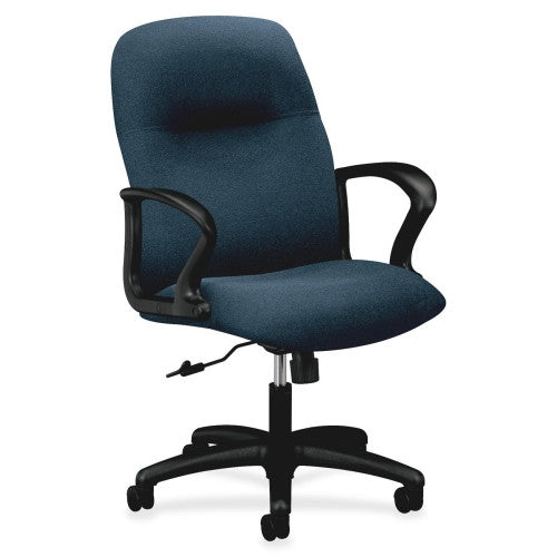HON Gamut Series Managerial Mid-back Chair HON2072CU90T, Black (UPC:089192611072)