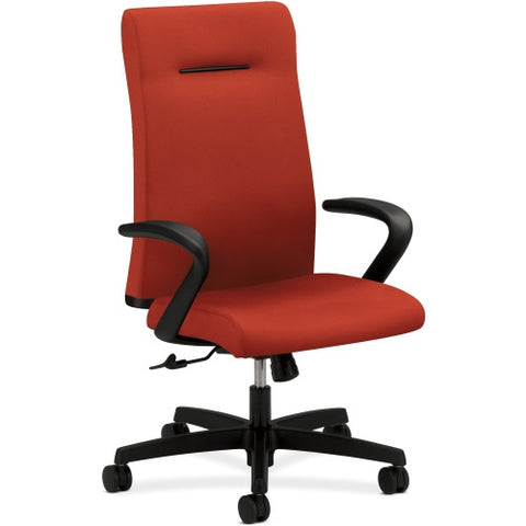HON Ignition Executive High-Back Chair ; Color: Poppy; UPC: 035349188201