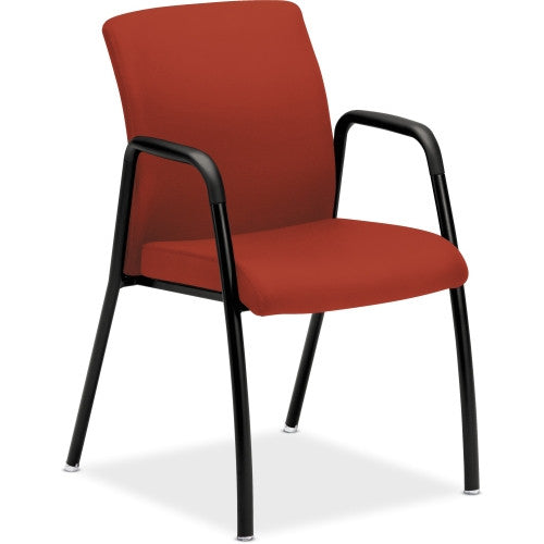 HON Ignition Guest Chair ; Color: Poppy; UPC: 089192106400