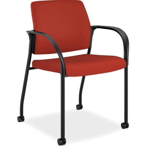 HON Ignition Multi-Purpose Stacking Chair HONIS109CU42, Red (UPC:035349610863)