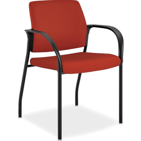 HON Ignition Multi-Purpose Stacking Chair HONIS110CU42, Red (UPC:035349610870)