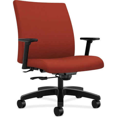 HON Ignition Cranberry Big and Tall Chair HONIW801CU42, Red (UPC:035349672687)