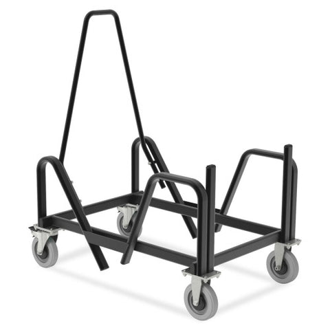 HON Motivate Seating Collection Mobile Cart HONMSCART, Black (UPC:791579279521)