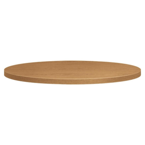 HON Harvest Round Laminate Table Top HONTLD36GCNC,  (UPC:645162635785)