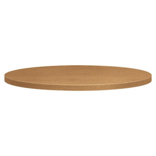 HON Preside Laminate Conference Table Top ; Color: Harvest; UPC: 089192890019