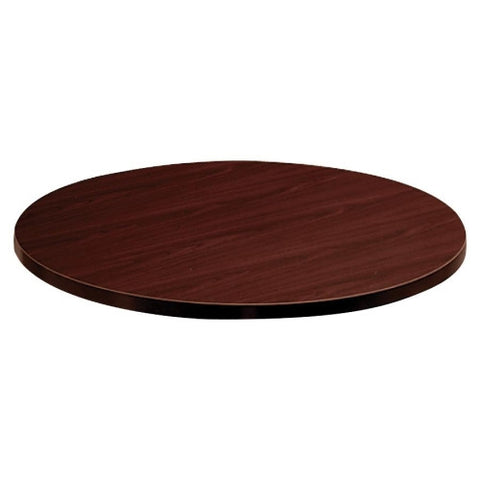 HON Preside Laminate Conference Table Top ; Color: Mahogany; UPC: 631530302267