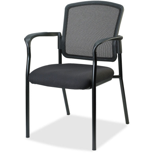 Lorell Breathable Mesh Guest Chair ; UPC: 035255231008