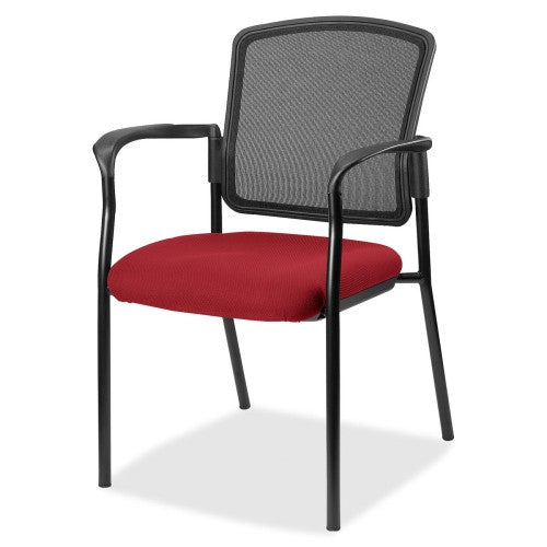 Lorell Breathable Mesh Guest Chairs ; UPC: 035255100021