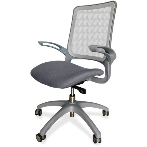 Lorell Vortex Self-Adjusting Weight-Activated Task Chair ; UPC: 035255235518