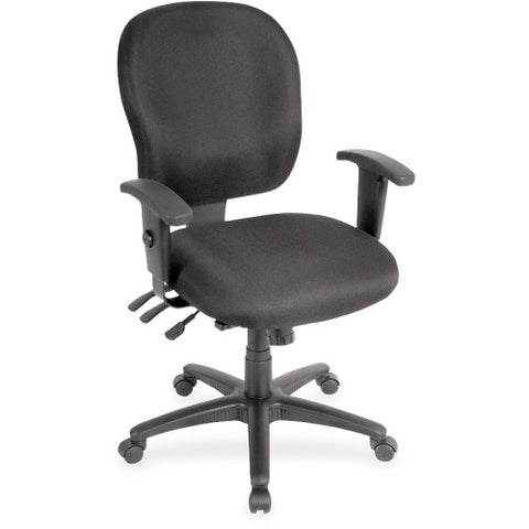 Lorell Adjustable Waterfall Design Task Chair ; UPC: 035255331005