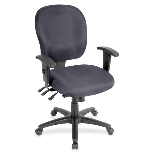Lorell Adjustable Waterfall Design Task Chair ; UPC: 035255310147