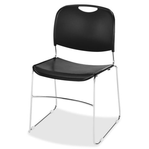 Lorell Lumbar Support Stacking Chair ; UPC: 035255429382