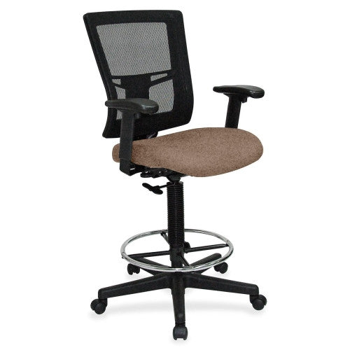 Lorell Breathable Mesh Drafting Stool ; UPC: 035255431033