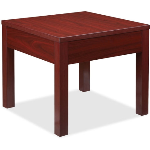 Lorell Occasional Corner Table ; UPC: 035255616232