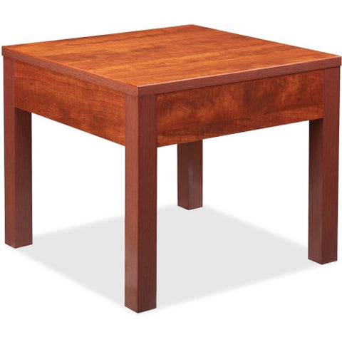 Lorell Occasional Corner Table ; UPC: 035255616249