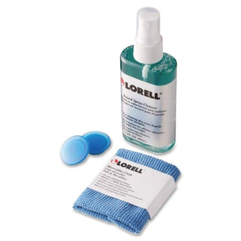 Lorell Dry-erase Board Cleaning Kit ; UPC: 035255620574