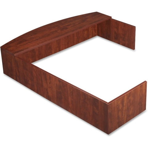Lorell Essentials Series L-Shaped Reception Counter ; UPC: 035255697002