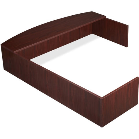 Lorell Essentials Series L-Shaped Reception Counter ; UPC: 035255697019