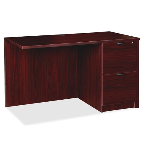 Lorell Prominence 79000 Series Mahogany Return ; UPC: 035255790420