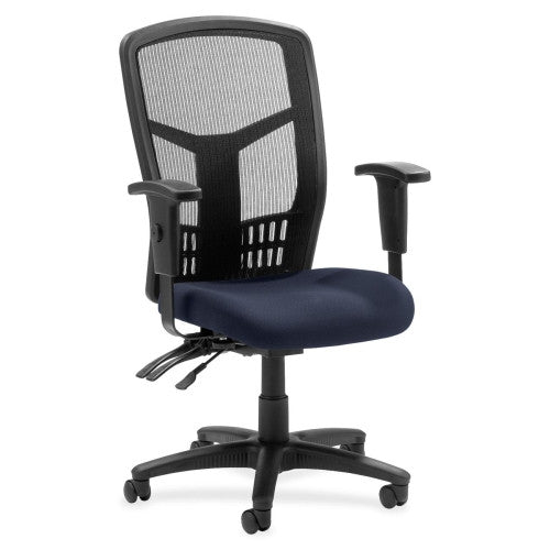 Lorell 86000 Series Executive Mesh Back Chair ; UPC: 035255866200