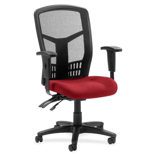 Lorell 86000 Series Executive Mesh Back Chair ; UPC: 035255866217
