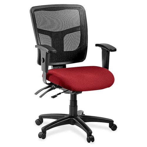 Lorell 86000 Series Managerial Mid-Back Chair ; UPC: 035255860130
