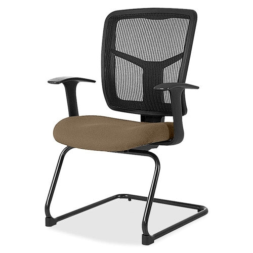 Lorell 86000 Series Mesh Side Arm Guest Chair ; UPC: 035255862264