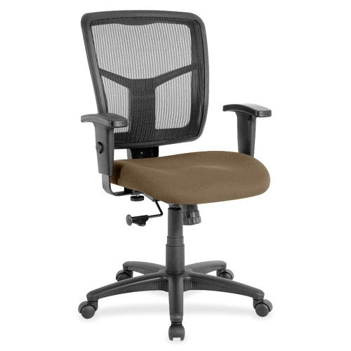 Lorell Managerial Mesh Mid-back Chair ; UPC: 035255861342